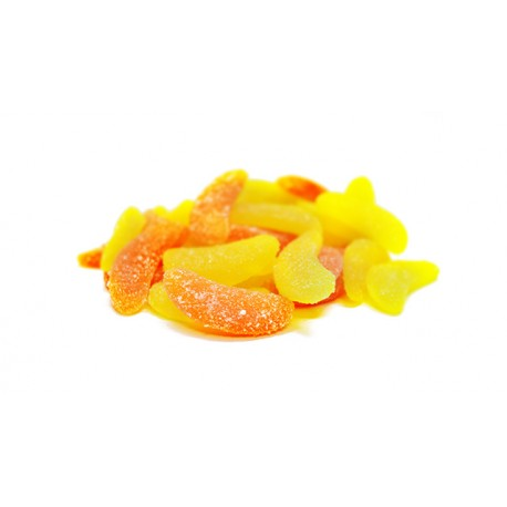 Quartier orange citron Dulceplus sachet de 1Kg