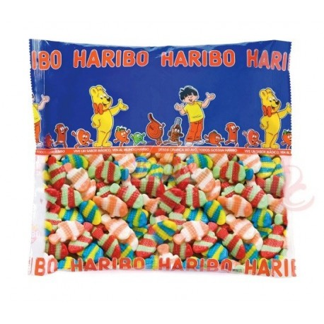 bonbon haribo - grossiste bonbons - Poisson clown 1kg Haribo