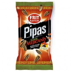 Pipas mexicaine Frit Ravich 26 sachets